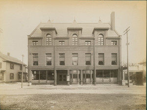Young Men's Christian Association Building, Main Street, Melrose, Mass., undated