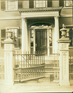 Exterior view of the Cook-Oliver House, Salem, Mass., undated