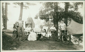 Greenwood Bicycle Party, undated