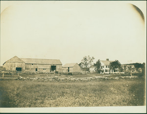 Wyman Farm buildings, 945 Main St., Shrewsbury, Mass., undated