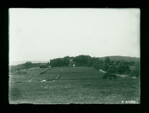 Exterior view of the Walker House and Farm, Shrewsbury, Mass., undated