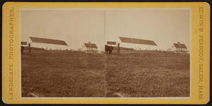 Exterior view of Choate House and barn, Essex, Mass., undated