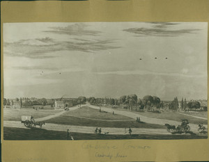 Cambridge Common, Cambridge, Mass., undated