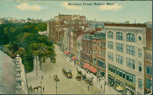Boylston Street, Boston, Mass.