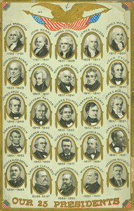 Our 25 presidents, 1901