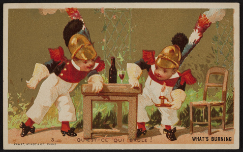 Trade card for Comstock Bros', the leading clothiers and gents' furnishers, Norwalk and South Norwalk, Connecticut, undated