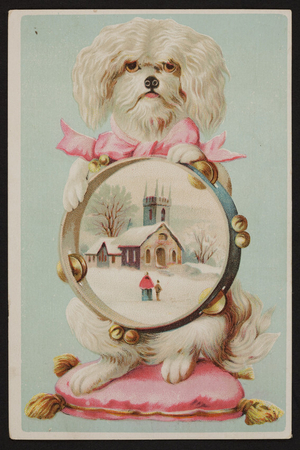 Trade card for Besse, Baker & Co., clothing, Brockton, Mass., undated