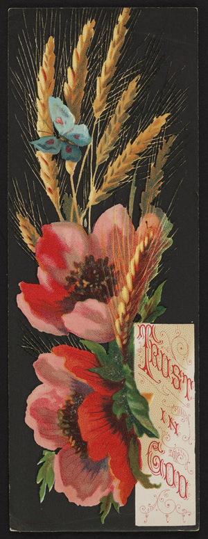 Trade card for R. & J. Gilchrist, dry goods, 5 & 7 Winter Street, Boston, Mass., undated