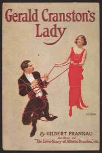 Postcard for Gerald Cranston's lady, De Wolfe & Fiske Co., The Archway Bookstore, 20 Franklin Street, Boston, Mass., undated