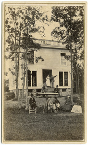 Mountain House Photograph Collection, ca. 1865