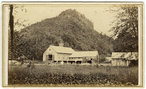 Views From and of the Mountain House, Summit of Sugar-Loaf Mountain, South Deerfield, Mass., no. 18