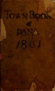 Dana (Mass.) Collection, 1800-1939
