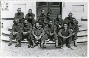 Enlisted men, BIDI, Department des Ardennes