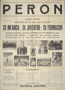 Argentine Political Ephemera Collection, 1930-1974