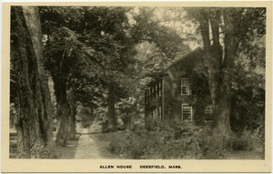 Allen House, Deerfield, Mass.