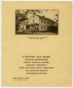 A Century Old House