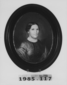 Portrait of Louise Chandler Coverly