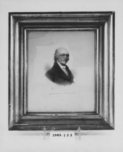 Portrait of Nathaniel Coffin