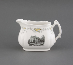 Commemorative Cream Pitcher