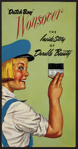 Dutch Boy Wonsover, the inside story of durable beauty, National Lead Company, New York, New York, 1950s