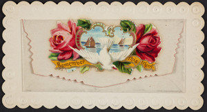 Card sample style 102, Kelsey Press Co., Meriden, Connecticut, undated
