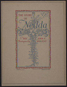 """Duchess Double Thick Brown Substance sample page from """"Some examples of the work of American designers,"""" Dill & Collins Company, Philadelphia, New York, Boston, 1918"""
