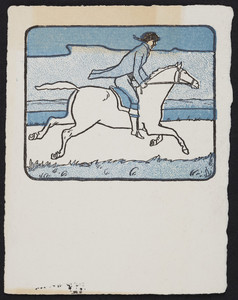 Card for Paul Revere Pottery Inc., 80 Nottingham Rd., Brighton, Mass. and 478 Boylston Street, Boston, Mass. undated