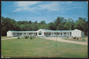 Sleepy Hollow Motel, ca. 1955