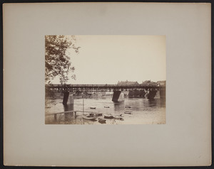 Haverhill and Bradford Bridge, undated