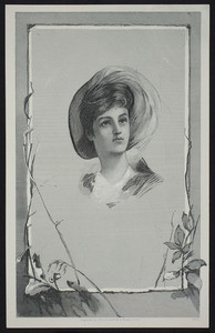 Sample card for John A. Lowell & Co., Boston, Mass., undated