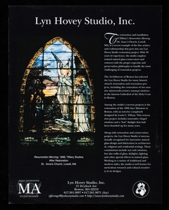 Lyn Hovey Studio, Inc., 21 Drydock Avenue, Boston, Mass.