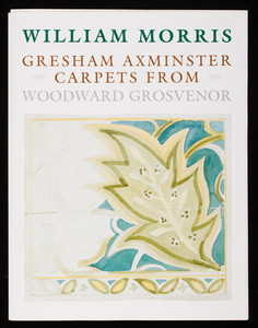 William Morris Gresham Axminster Carpets from Woodward Grosvenor, Woodward Grosvenor & Co. Ltd., London and Glasgow, United Kingdom