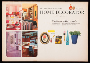 Sherwin-Williams home decorator, centennial edition, The Sherwin-Williams Co., Cleveland, Ohio