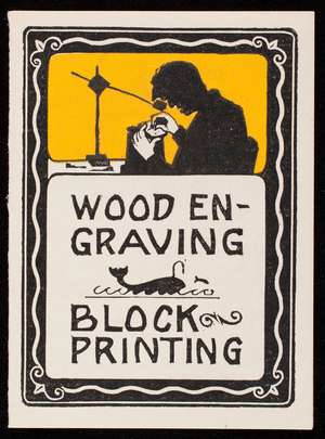 Wood engraving, block printing, Seaver-Howland Press, 409 D Street, near Summer, Boston, Mass.