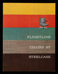 Flightline Chairs by Steelcase, Steelcase Inc., Grand Rapids, Michigan