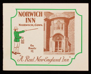 Norwich Inn, Route 12, Norwich, Connecticut