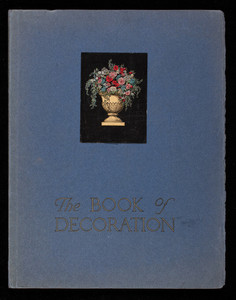 Book of decoration, Murphy Varnish Company, Newark, New Jersey; Chicago, Illinois