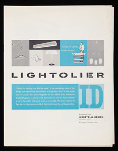 Lightolier, Lightolier Company, Jersey City, New Jersey