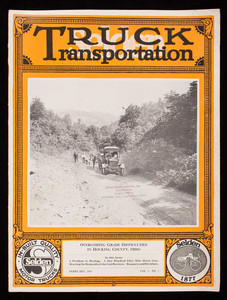Truck transportation, vol. 1, no. 2, Selden Truck Corporation, Rochester, New York