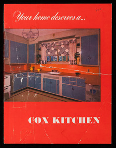 Your home deserves a Cox Kitchen, Cox Kitchens, Inc., 36 Bush Avenue, Port Chester, New York