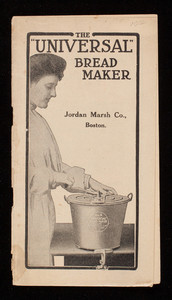 Universal Bread Maker, made by Landers, Frary & Clark, New Britain, Connecticut