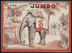 History of Jumbo, Kerr Dollar Brand, thread, Kerr & Co., location unknown, 1882
