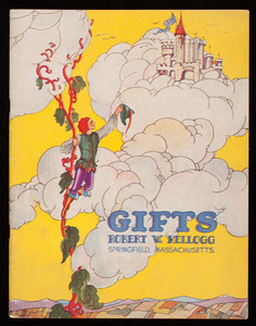 Gifts, Robert W. Kellogg, unusual gifts by the hundred, Springfield, Mass.
