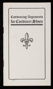 Convincing arguments for Convincer Shoes, Sears, Roebuck & Co., Chicago, Illinois