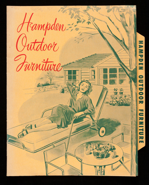 Hampden Outdoor Furniture, Hampden Specialty Products, Inc., Easthampton, Mass.