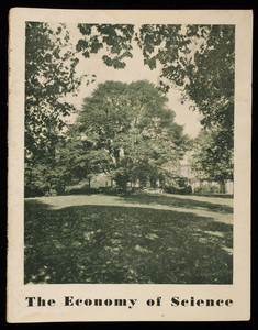 Economy of science, The F.A. Bartlett Tree Expert Company, Stamford, Connecticut