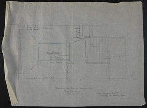 Alteration for Chas. S. Hamlin, Esq., Bay State Road, undated