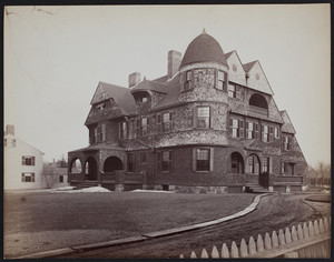 Hovey House, Main Street, Waltham, Massachusetts