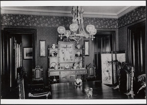 211 Hope St., Providence, R.I., Dining Room, undated
