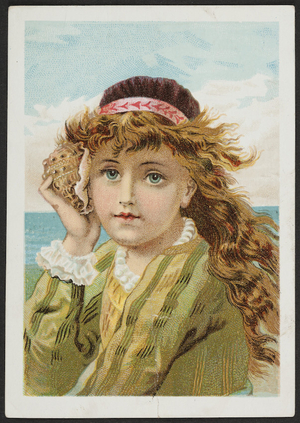 Trade card for The Great Atlantic and Pacific Tea Company, importers, 92 Court Street, Boston, Mass., undated